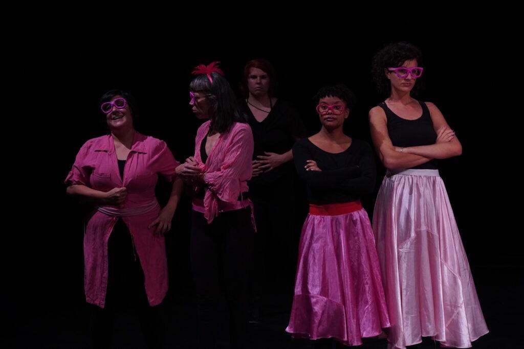 Pink Maschine Frauenfront