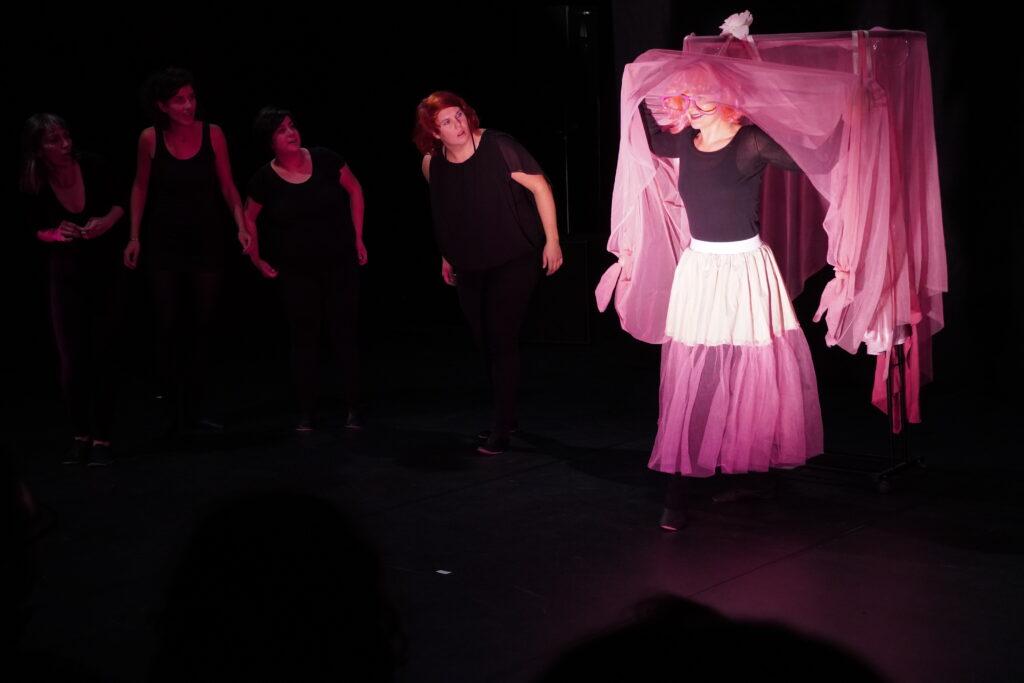 Pink maschine_rosa Fee